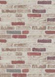 Brix Unlimited Clinker Brick Wallpaper 6703-13 By Erismann
